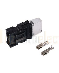 Hella Blade Fuse Box Holder - 1 Fuse (8718)