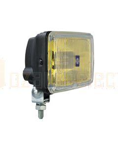 Hella Comet 550 Series Fog Lamp - Amber Optic (1109)