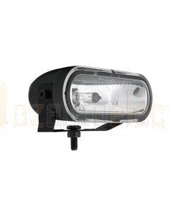 Hella Comet FF 75 Series Fog Lamp - White Optic (1123)