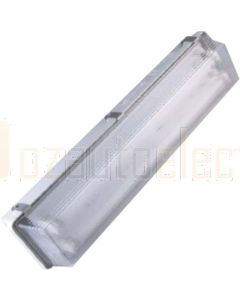 Hella HMN11236-240 CorroLUME PA IP66 Weatherproof Zone 2 Fluorescent Twin Lamp (2 x 36W Lamps)