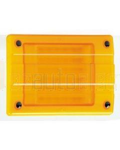 Hella Designline 24 LED Rear Direction Indicator Module - Horizontal Mount (2146-H24)