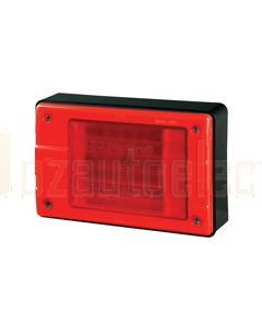 Hella Designline LED Stop/ Rear Position Lamp - Vertical Mount (2320LED-H)