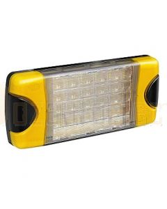 Hella Mining Hella Mining HM2380D DuraLED RCL Rear Combination Signal Lamp - Wired with DT