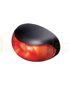Hella DuraLed Rear Position / Outline Lamp - Red Illuminated (2307)