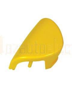 Hella DuraLed Yellow Screw Cap (Pack of 4) (9.2330.14)