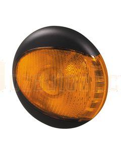Hella EuroLED HCS Rear Direction Indicator - Amber (2133-CS)