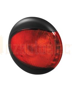 Hella EuroLED Stop/ Rear Position Lamp - Red (2366)