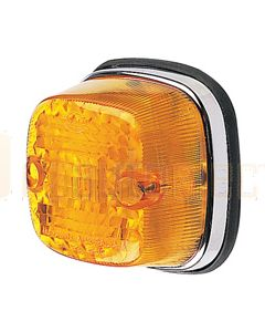 Hella Front Direction Indicator- Chrome (2140)