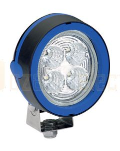 Hella 1539LED Gen II Mega Beam LED FF Work Lamp - Close Range, 9-33V DC