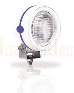 Hella Marine 1GM996134-211 Halogen 6134 Series Floodlights - 24V White, Structured Lens