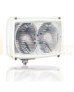 Hella Marine 1GB998541-001 Halogen 8541 Series Floodlights - 12V White, Structured Lens