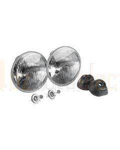 Hella Halogen Headlamp High / Low Beam Conversion Kit - 178mm (5604)