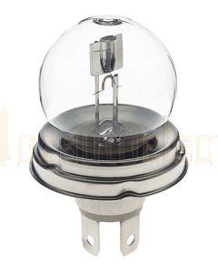 Hella A2455/50 Headlamp Globe - European Base, 24V