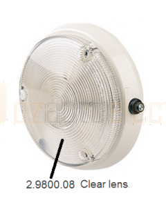 Hella 2.9800.08 Clear Lens
