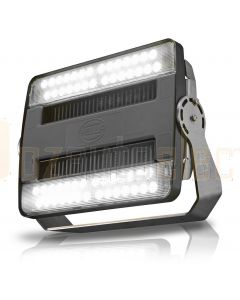 Hella 1GA011872121 HypaLUME LED Floodlight, Close Range Beam White Light