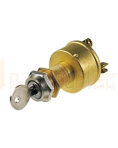 Hella 2760 Ignition Starter Switch - Spring Return