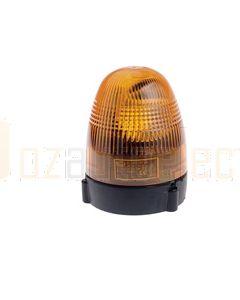 Hella KL Rotafix Series Amber - Fixed Mount, 24V DC (1732-24V)