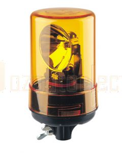 Hella KL600 Series Amber - Pipe Mount, 12V DC (1710)