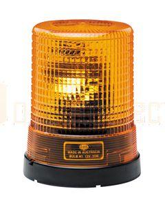 Hella KL700 Series Amber (Optic Lens) - 12V DC (1724)