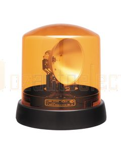 Hella KL8000 Series Amber - Dual Voltage 12/24V DC (12V Globe) (1796)