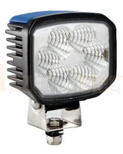 Hella LED FF Work Lamp - Close Range, 9-33V DC (1551LED)