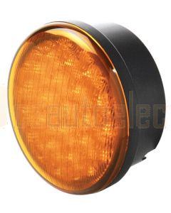 Hella LED Front Direction Indicator - Amber (Set of 2) (2107)