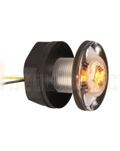 Hella Marine 2JA998543-001 LED Livewell Lamps - 12V DC, Amber Light