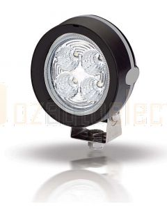 Hella Marine 1GM996136-351 LED Mega Beam Floodlights - Black Housing