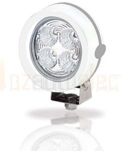 Hella Marine 1GM996136-341 LED Mega Beam Floodlights - White Housing