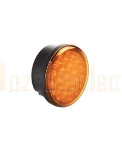 Hella LED Rear Direction Indicator - Amber (Blister Pack of 1) (2130BL)