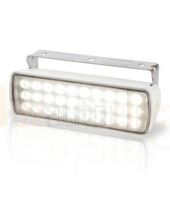 Hella Marine 2LT980950-011 LED Sea Hawk XL Floodlights - Spread Light, White Housing