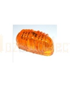 Hella Lens Amber to suit Hella 2117 (2.6846.01