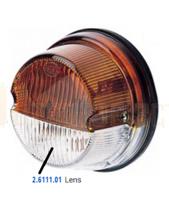 Hella Lens to suit Hella 2070 (2.6111.01)