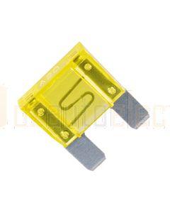 Hella Maxi Blade Fuse - Yellow (8790)