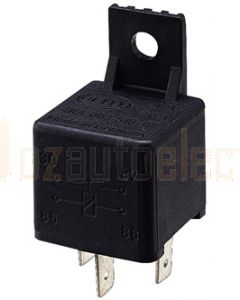 Hella Normally Open Relay - 5 Pin, 12V DC (3082)