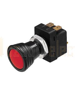 Hella Off-On Push/Pull Switch - Red Pilot Lamp (4412)