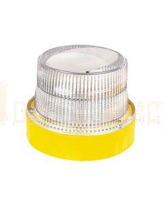 optiray-e series - white illuminated, magnetic mount