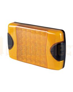 Hella PC DuraLed Rear Direction Indicator - Amber (Pack of 4)