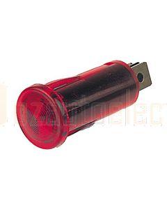 Hella Pilot Lamp - Red, 12V (2708)