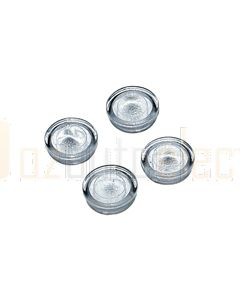 Hella Plastic Screw Cap to suit all Rectangular Hella LED Lamps - Clear (9HD959182007)