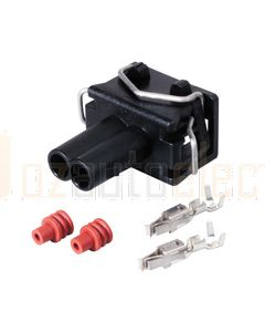 Hella Position Lamp Connector Set to suit H7 Headlamp Assemblies (9.1029.08)