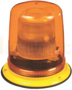 Hella Mining HMX7500A PulseRAY KLX  Heavy Duty Xenon Warning Beacon - Amber