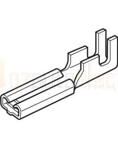 Hella Push-On Female Blade Terminals - 6.3mm (8573)