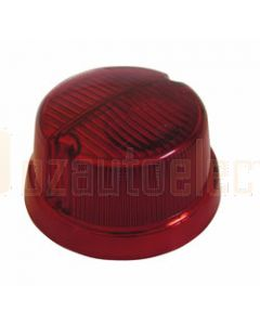 Hella Red Lens to suit Hella 2350 and 2862 (2.2705.01)