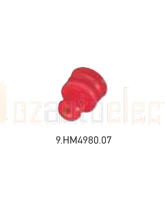 Hella Mining 9.HM4980.07 Red Seal to Suit Cable Insulation 2.5 – 3.3mm dia. (Pack of 50)