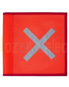 Hella Mining 9.HM46FX Replacement Reflective Cross Flag