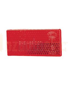Hella Retro Reflector - Red (Pack of 200)