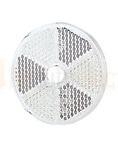 Hella 2917/1000 White Retro Reflector Pack of 1000