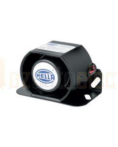 Hella Reversing Alarm - Multivolt 12-36V DC, 107dB (6016)
