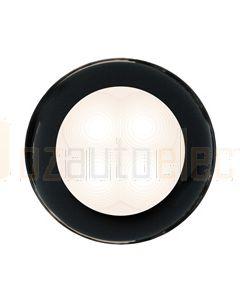 Hella Round LED Courtesy Lamp - Warm White, 24V DC (98050121)